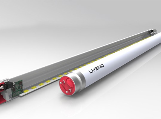 LYSNO360 LED-TL: Baanbrekende innovatie